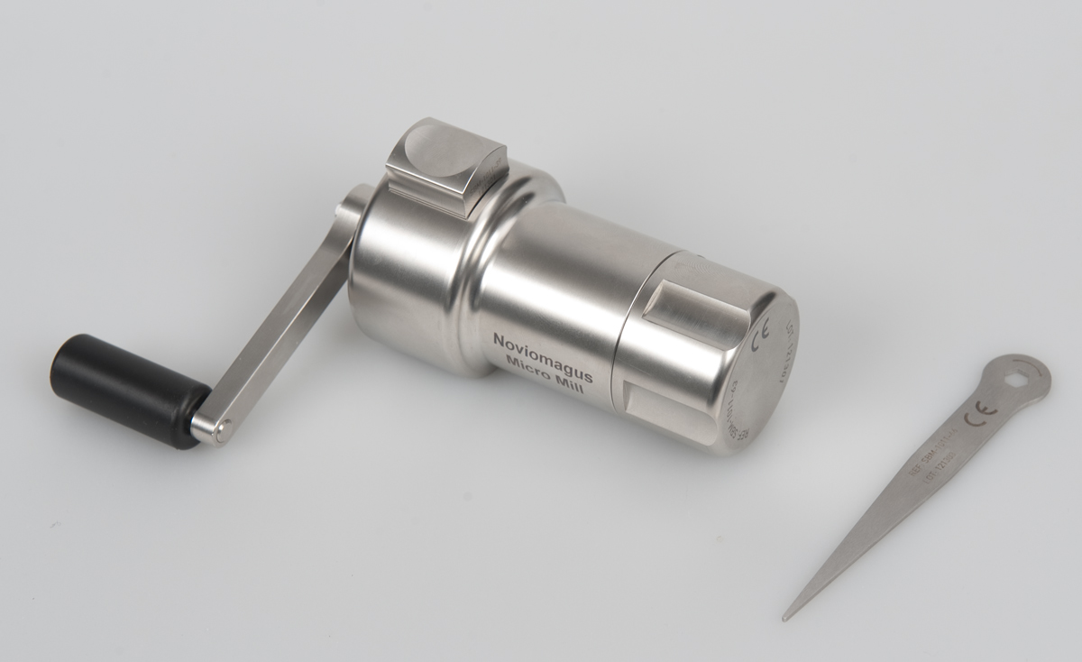 Micro Mill in perspectief