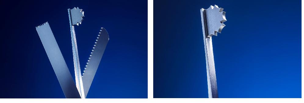 De Reciprocating Keel Blades van Gomina exclusief bij HB-Medical